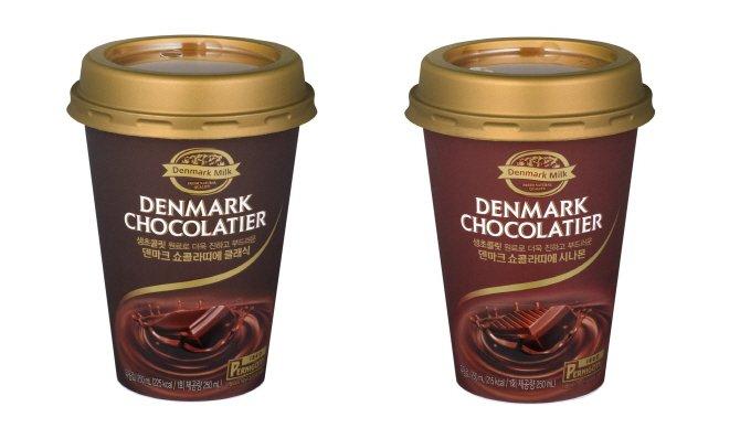 초코에몽은 안마셔 봐서 모르겠지만 진짜 초콜렛 음료의 핵폭탄은 덴마크 쇼콜라티에 아닌가.... 한국에서 뭐 이런걸 마트에서 팔아. 음료의 발전을 사람이 못 따라 간다. https://t.co/bc8Z2TSggS
