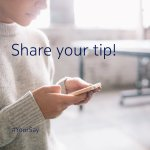 So much information stored on mobile devices - how do you make sure none of it gets lost? Share your tip! #YourSay https://t.co/wcwb0hTFR9