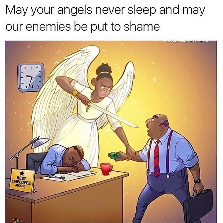 I pray for your protection each and everyday