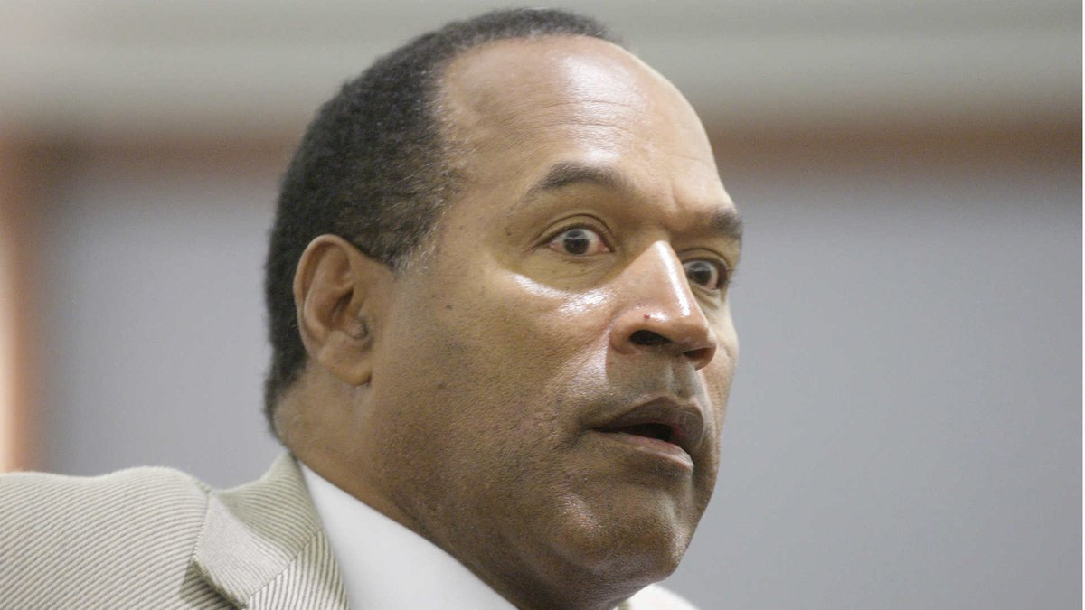 O.J. Simpson on unearthed knife: 'If it's rusted, I can't be busted' https://t.co/d84dmZRNUz https://t.co/IqmLmR5vWq