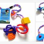 Mommy Necklace Nursing Feeding Teething Necklace PURPLE CAR Colorful Fun Engaging https://t.co/yDbKzmOd5w … https://t.co/kpMuFG6tgZ /