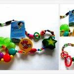 Mommy Necklace Nursing Feeding Teething Necklace CATERPILLAR Colorful Fun Engaging https://t.co/GUlIn9Zh3y … https://t.co/U8IM1X2XCX ~