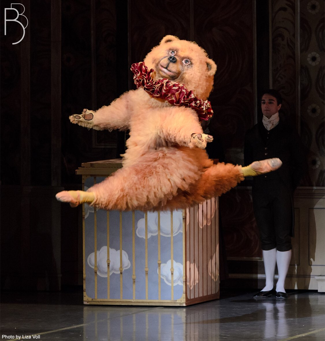 We hear #BBNutcracker Bear is a favorite among our fans in Japan! Here's a #TBT for our friends across the world!