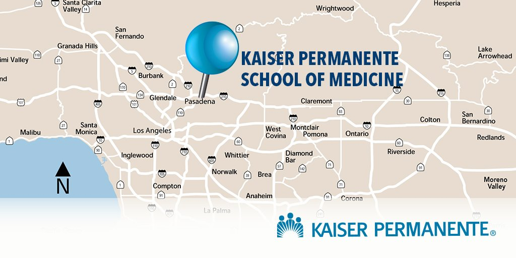 Breaking: We will build the Kaiser Permanente School of Medicine in Pasadena, CA https://t.co/k7X9bEbdBR #medschool https://t.co/pMkLTqkRxv