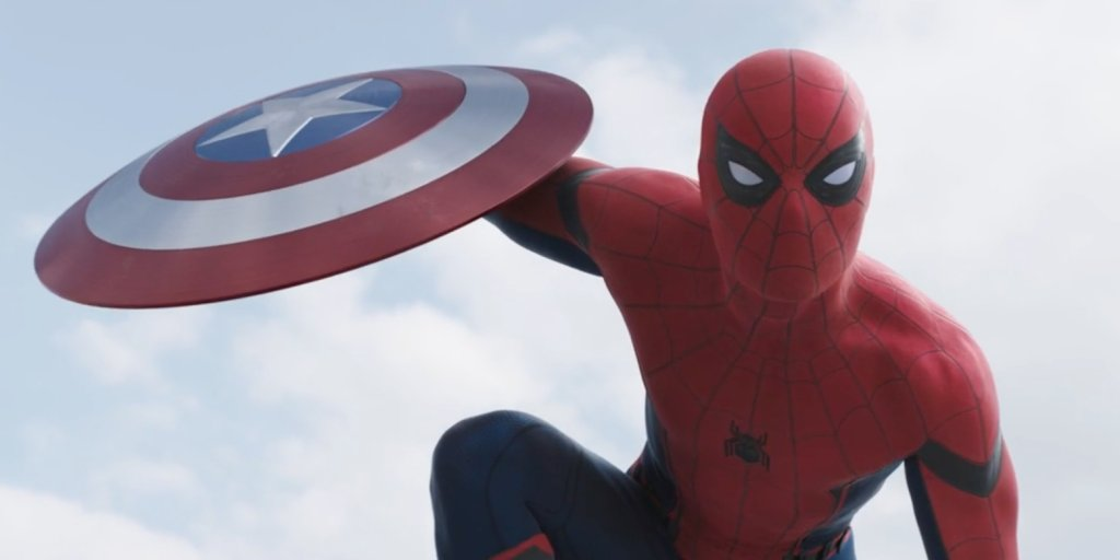 Marvel just stunned everyone by debuting Spider-Man in the latest 'Captain America' trailer https://t.co/uA8W9nu4Jd https://t.co/7d6oNVJhUj