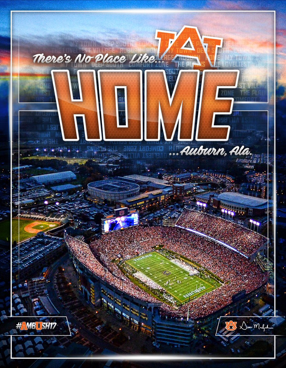 "No place like it! ""This is Auburn!"" https://t.co/kwYDPenFEq"