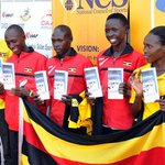 National Cross Country Team Off With Confidence