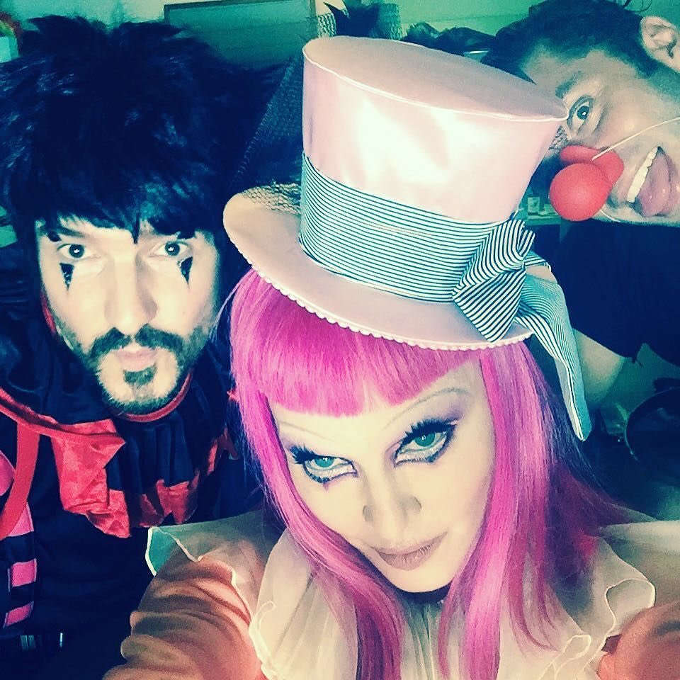 Clown Squad ???????????????????????????????????????? #tearsofaclown https://t.co/UXwngNATTH