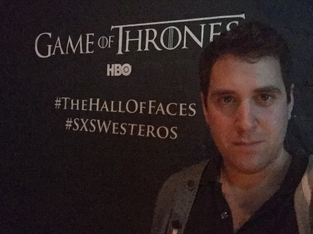 Another amazing. #SXSWesteros, this year's theme. #TheHallofFaces @GameOfThrones https://t.co/I2bmltMjaD