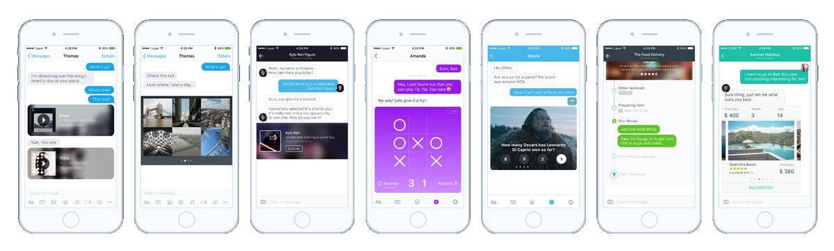 The Future of Conversational UI Belongs to Hybrid Interfaces.  https://t.co/1qtKnlSARs https://t.co/H2mHAyKZJe