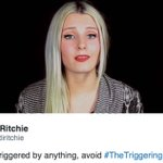 People who hate PC culture are supporting #TheTriggering cause they also hate other humans. https://t.co/q1saK9RWns https://t.co/NPu8TbyjJD