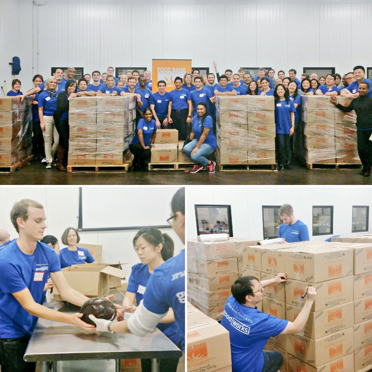 .@jpmorgan employees repacked 26,138 meals for NYers in need. Thank you for helping us #fighthunger! https://t.co/n2GMoLuybf
