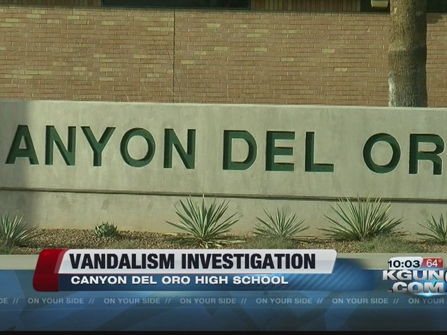 JUST IN: Student arrested in second threat at Canyon Del Oro https://t.co/ZToon4qeWq https://t.co/7SSe8dQPeV