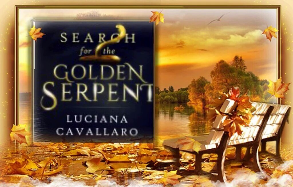 #Recommended  @ClucianaLuciana ⭐Search for the Golden serpent⭐ #IARTG #BookBoost   https://t.co/oDmk8OoxD0 https://t.co/jkAwXZ8UMw