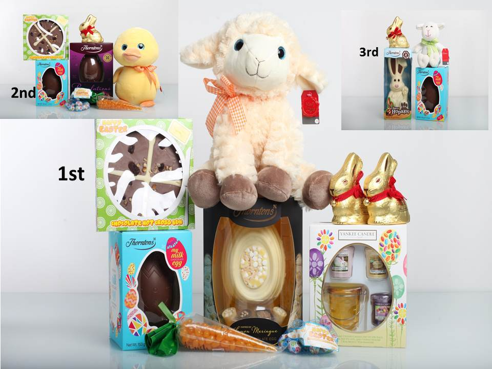 @ClintonsTweet Easter Goodies Giveaway.Retweet before midday 18/3/16 to win one of our Easter Bundles #Lindt #Yankee https://t.co/drLGenbbhf