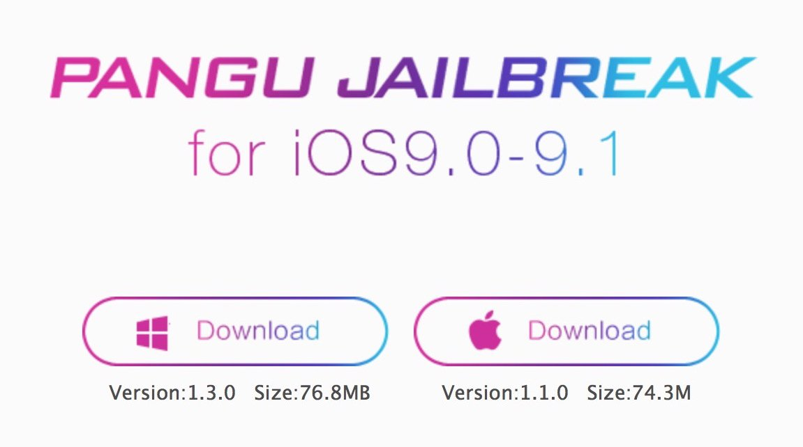 Pangu Team releases Pangu jailbreak for iOS 9.1 https://t.co/52vL7f13cu https://t.co/aSqUdOwkYD