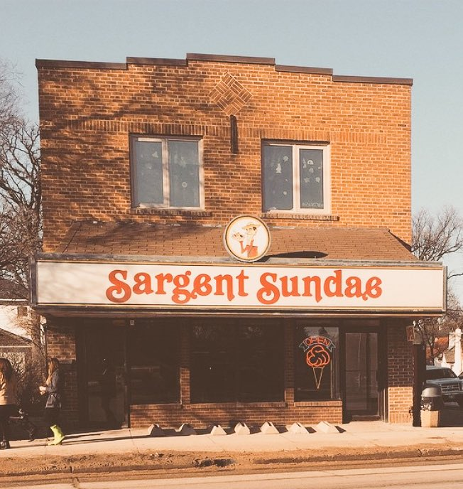 This just in: @sargentsundae will be open TODAY! #Winnipeg #icecream https://t.co/gO3tlgCNVR