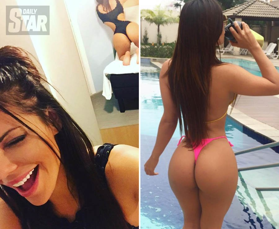 RT @DStarPics: Miss Bum Bum winner @SuzyCortez_ gets very cheeky in these snaps: https://t.co/4CGQlR2VAf https://t.co/BBmdvD5nbm