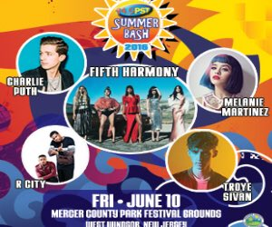 Just announced! #PSTSummerBash starring @FifthHarmony @charlieputh @troyesivan @RCity and @MelanieLBBH https://t.co/di6xGhy2cU