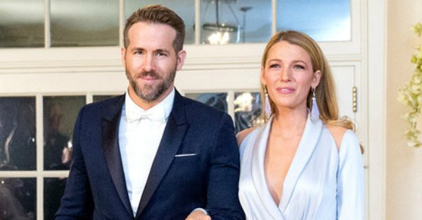 Ryan Reynolds & Blake Lively were picture-perfect at the Canada State Dinner:
