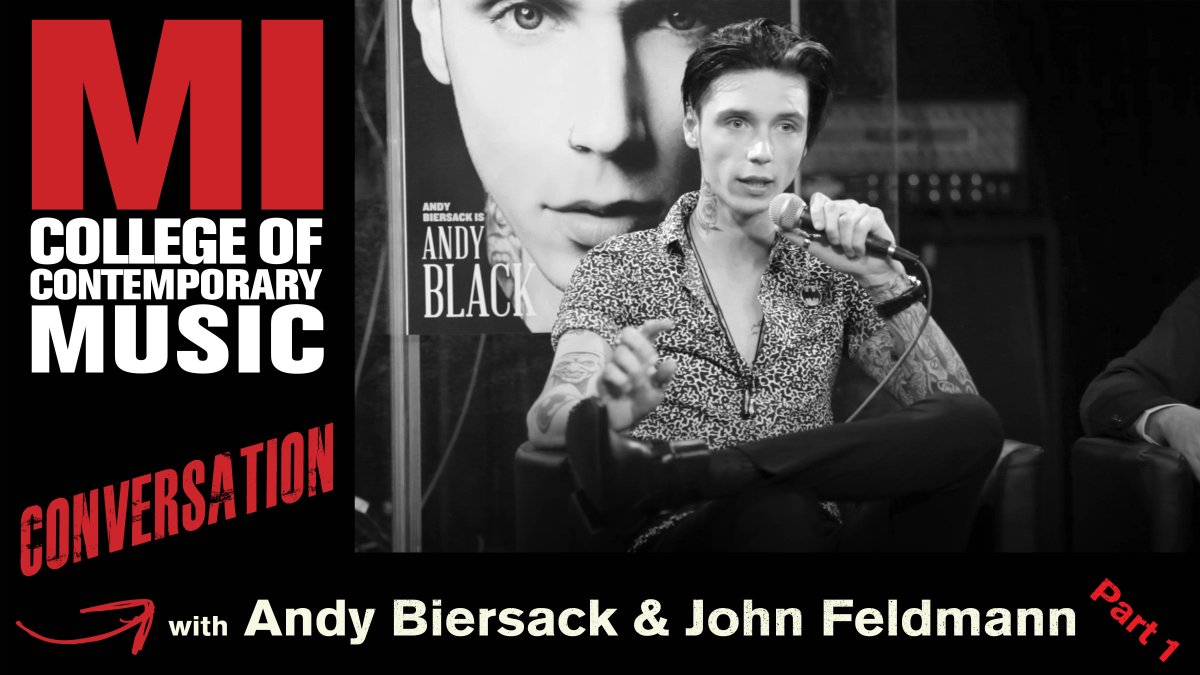 Greatness and hilarity in part 1 of our conversation with @andyblack and @JohnFeldy: https://t.co/aW6nkh1AGf https://t.co/kFbCYA1y8b