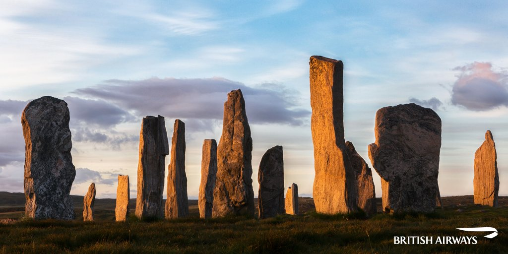 Want a wild Scotland trip? Visit the Callanish Stones in the OuterHebrides to feel tribal!