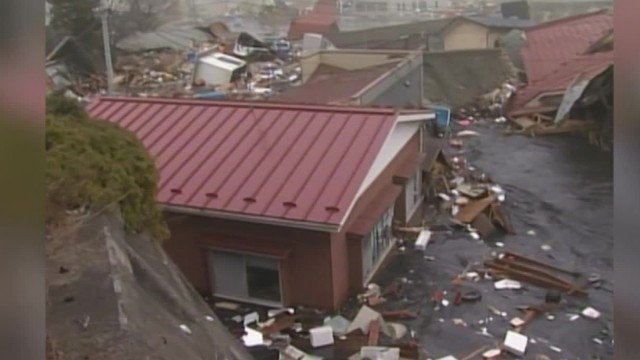 Five years ago today, the world watched in horror as an earthquake and tsunami struck Japan.