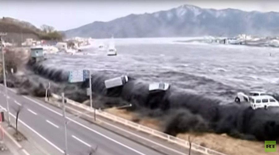 10 scariest videos from the earthquake, tsunami that rocked Japan in 2011