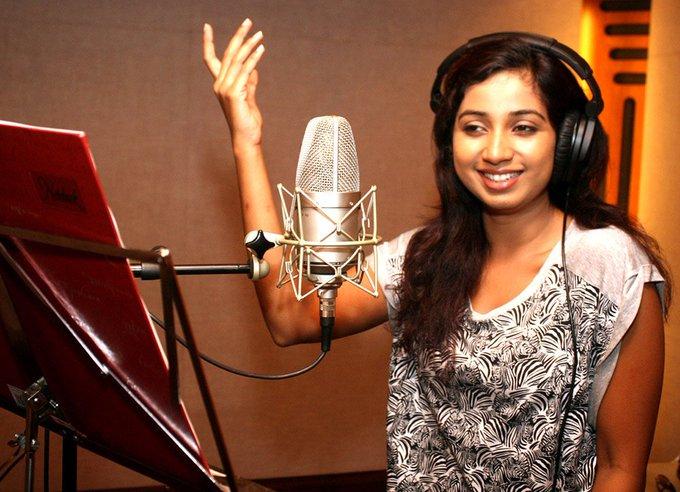 Happy birthday shreya ghoshal  my favorite singer buddhiswar naskar kolkata West Bengal India pin 700144