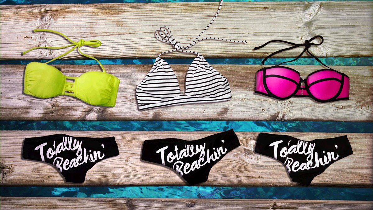 PSA: it's your LAST CHANCE to snag this $5 bikini bottom w/ swim purch for Fever Friday: https://t.co/WJo0zv4iYf https://t.co/dNiiN0fahs