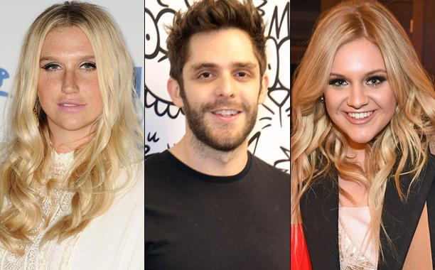 Kesha, Kelsea Ballerini, Thomas Rhett to guest star on Nashville: