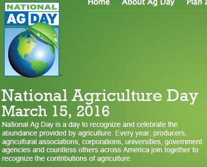 Next week is #FoodChat, Topic=Food Security&Safety Mar 15 8-10pmET. And it's #AgDay2016 too! DM ?s to @FoodChat https://t.co/yad7gK9peF