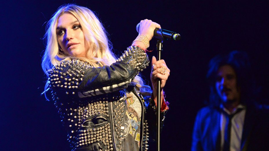 Kesha fans protest outside Sony's Manhattan headquarters, ask label to drop Dr. Luke