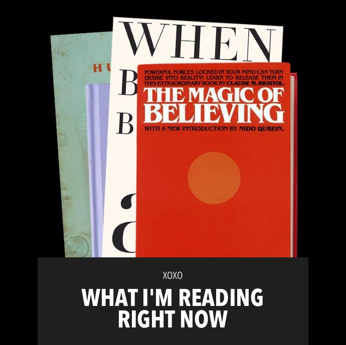 The powerful books I'm reading right now are on khloewithak!!! https://t.co/8jIqLSvdHR https://t.co/T75I7XQGX1