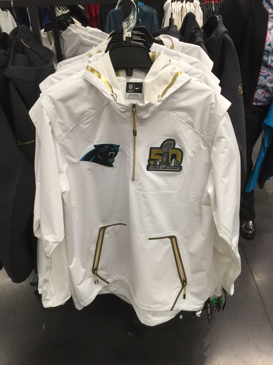 Panthers fans. These are $50 at the Nike Outlet off 485 right now. https://t.co/wMgn5k6LrS