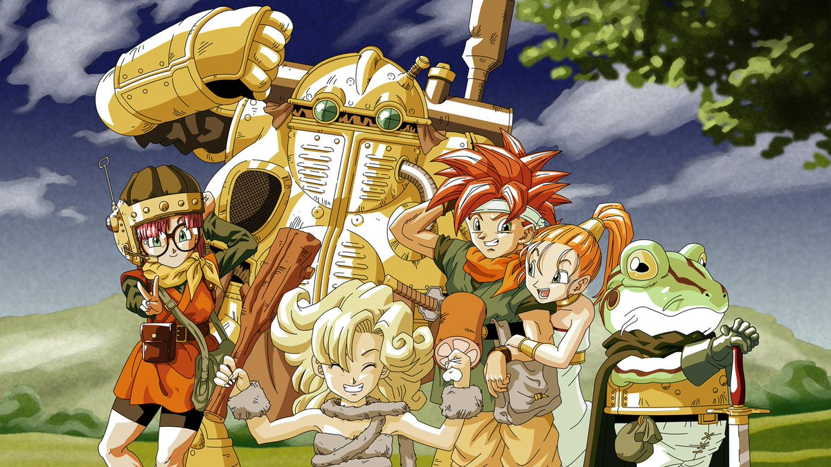 Happy 21st Anniversary #ChronoTrigger! \m/ https://t.co/c9lzlKXtiO