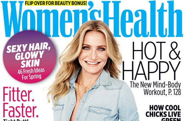 Cameron Diaz gives women advice on fertility, getting older & preparing for menopause: