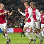 Treden@DavyKlaassenen @arekmilik9met goals in voetsporen van Bergkamp en Pettersson?https://t.co/jUxalpkTwp https://t.co/cu80i6EzJS
