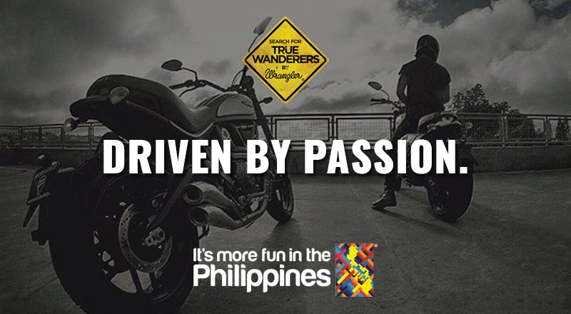 What gets @jericho_rosales on a motor bike? Find out more at https://t.co/Ov5dP8HrkW #ItsMoreFuninThePhilippines https://t.co/FDl3GyxirG