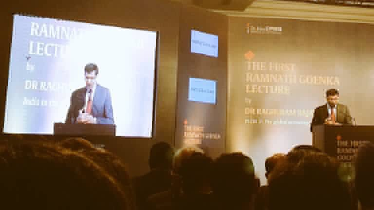 Raghuram Rajan says @makeinindia campaign has brought in a lot of FDI in India and that's a great thing https://t.co/8mnj34dft0