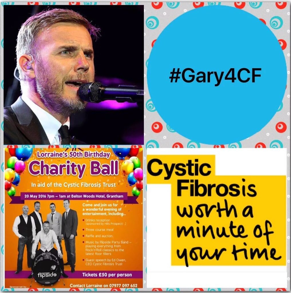 @GaryBarlow Gary, @CFisNoParty50 needs you at her charity ball!!  Please help her out! #Gary4CF #cysticfibrosis https://t.co/hCqsN17d1N