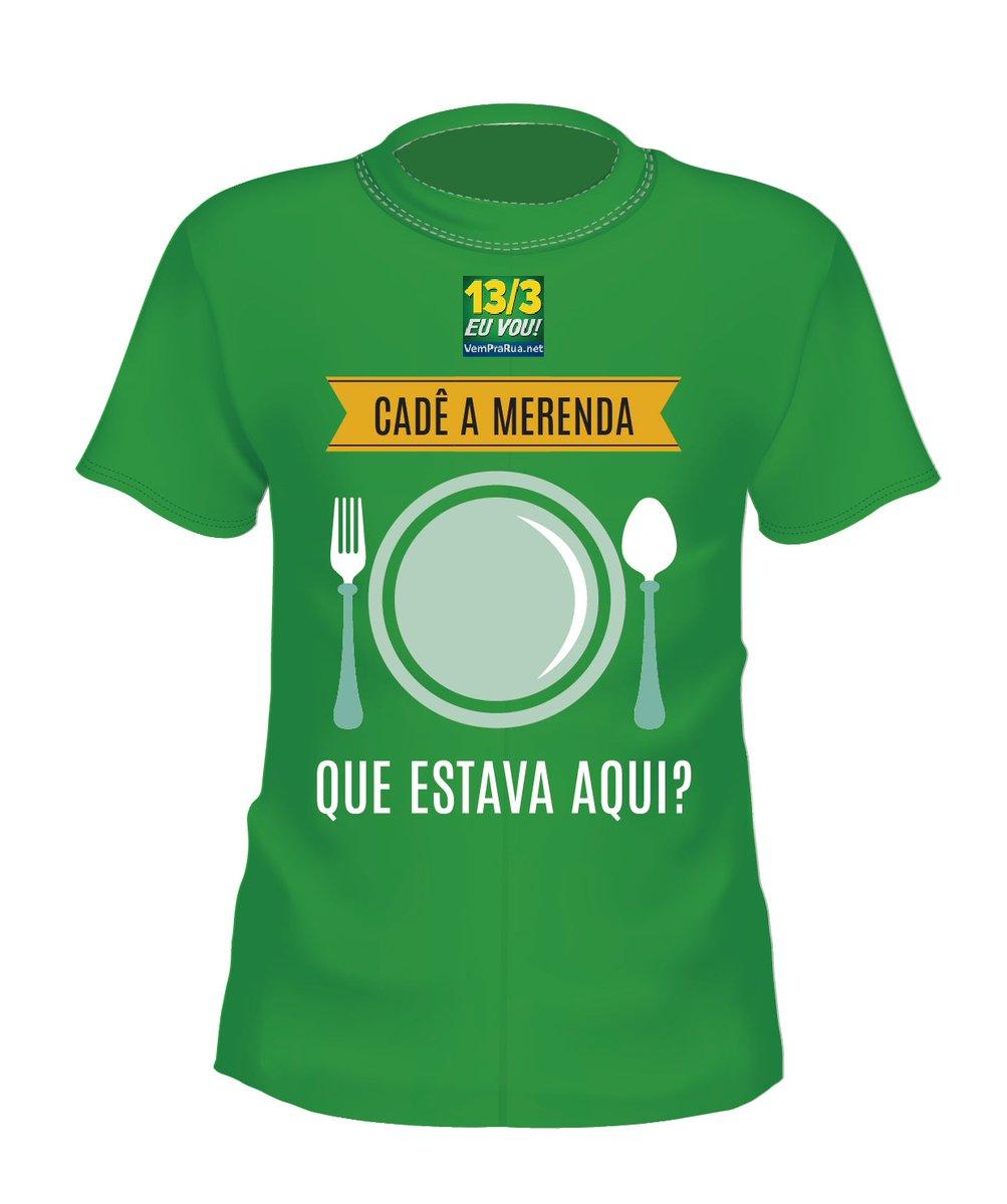 Camisetas para a Gestão Alckmin ficar bem na manifestação amanhã contra a corrupção. Escolha a sua! https://t.co/YdsjZ2Fnhf