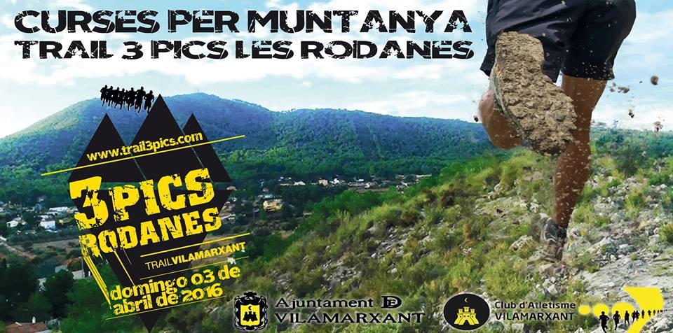 Imatge Trail 3 Pics Les Rodanes