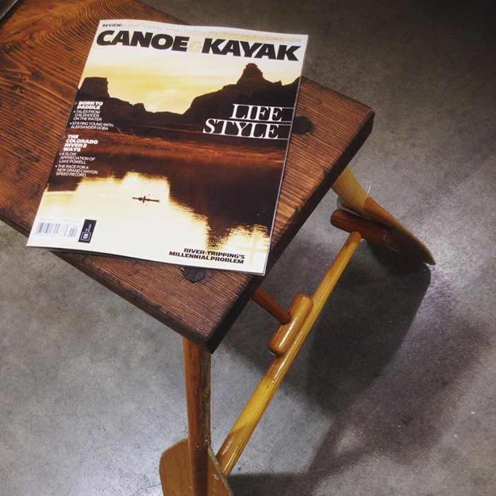 New spring issue, new (old) paddle table. If you're at #canoecopia come say hey, grab a copy and enter to win a #dr… https://t.co/VgGUBUybKW
