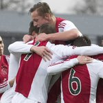 VERSLAG I 'Voor #AjaxA1 nooit lekker spelen tegen NEC/FC Oss A1. Deze 1-3-zege is erg goed' https://t.co/S4Zpk5MbRT https://t.co/H3hapm3vCv