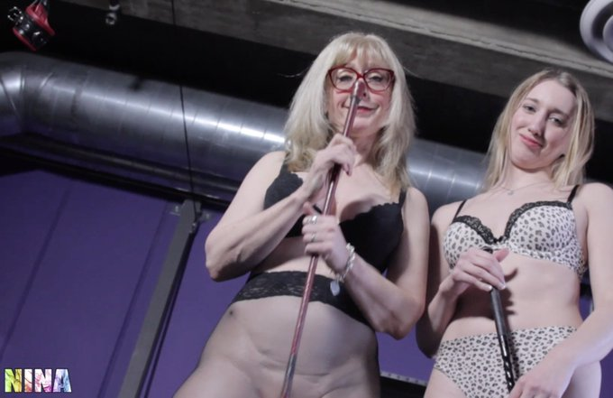 Double JOI FEATURING: @ninaland & @RileyReyXXX  https://t.co/IfMwEuktGw https://t.co/4AmEyHsTZO