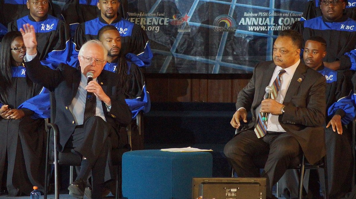 ICYMI: @RPCoalition w/ One-on-One convo w/ @SenSanders. Dr. @CornelWest & @HGC1968 #UrbanPolicy #GOTV #Votingmatters https://t.co/LuMPAtFGSp