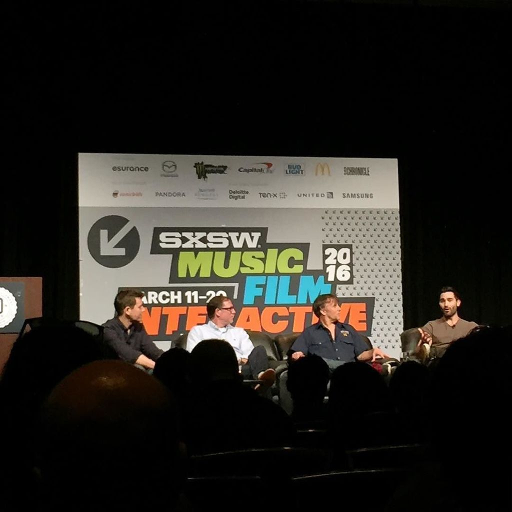 The only thing that could get me to a #sxsports talk: Richard Linklater. So smart and funn… https://t.co/UW5nIHAJNG https://t.co/xbnh7mSRM8