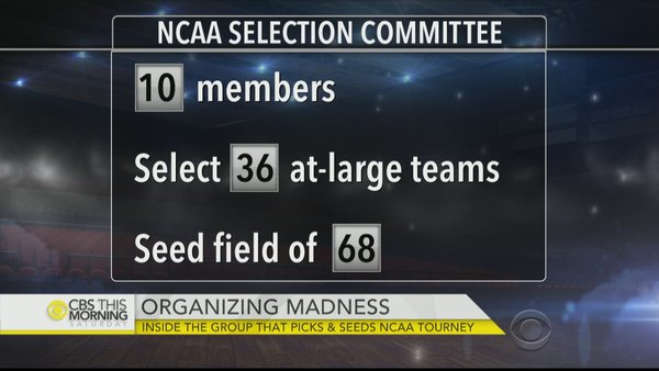 How NCAA selection committee seeds March Madness tournament: