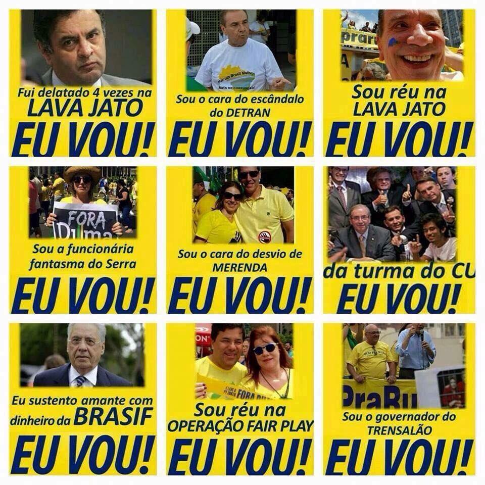 #MarchaDosCorruptos amanhã é dia de ficar em casa. Recomendo seguir @humansprotesto aqui, e no #Facebook #Brasil